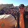2013 Pumpkin Weigh-Off Winner Gary Miller