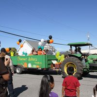 Farmer John in Great Pumpkin Parade