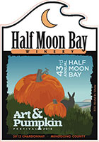 2013 Pumpkin Festival Wine Label