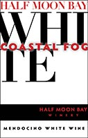 Half Moon Bay Winery Coastal Fog label