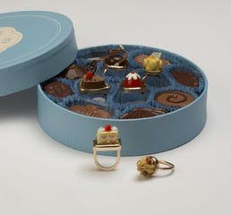 Carolyn Tillie, Food Inspired Jewelry