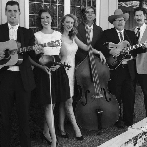Hank & Ella and the Fine Country Band